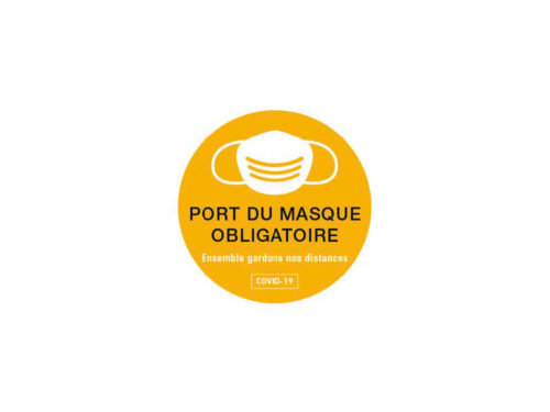 ADS09 : port du masque obligatoire